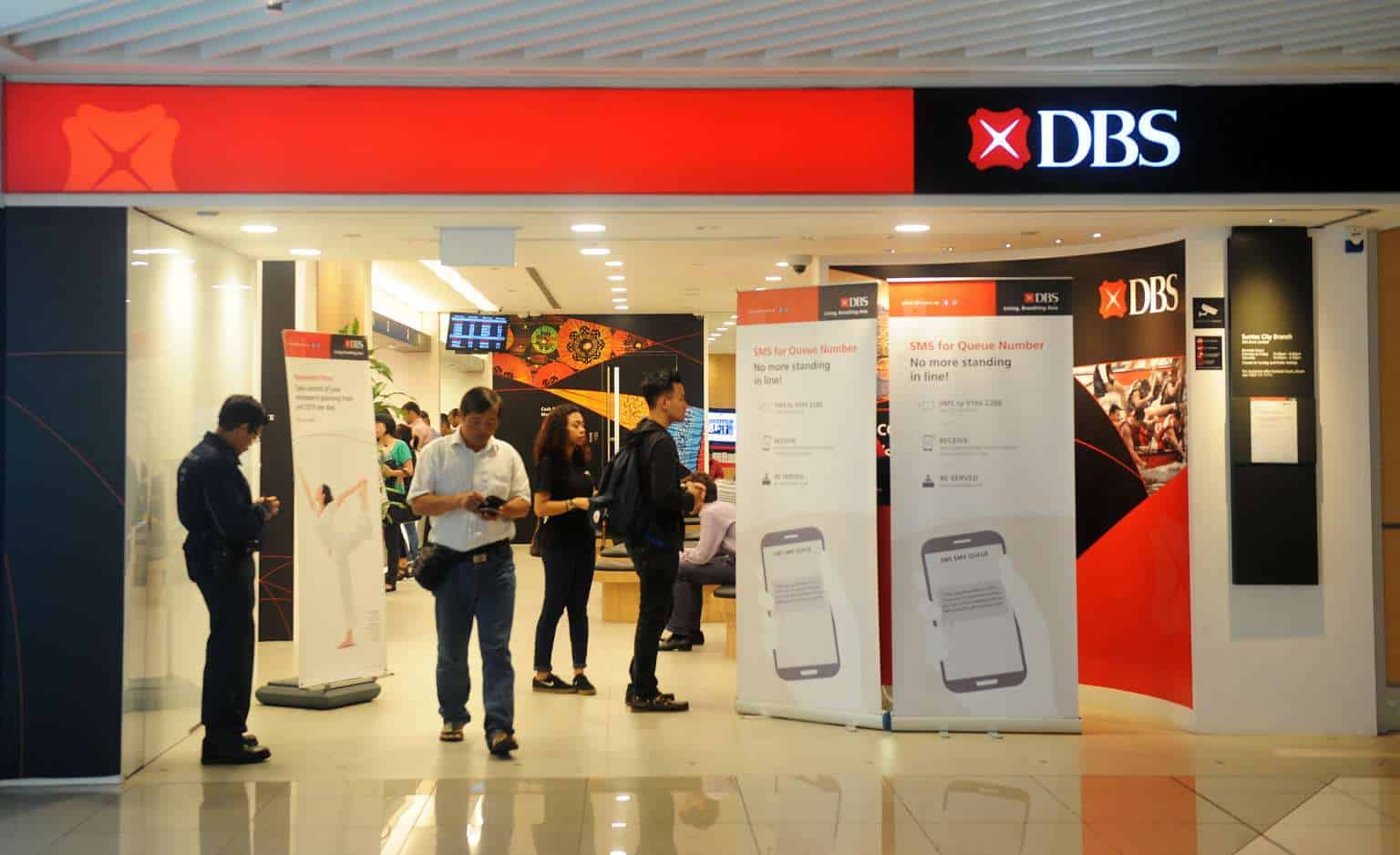 dbs branches