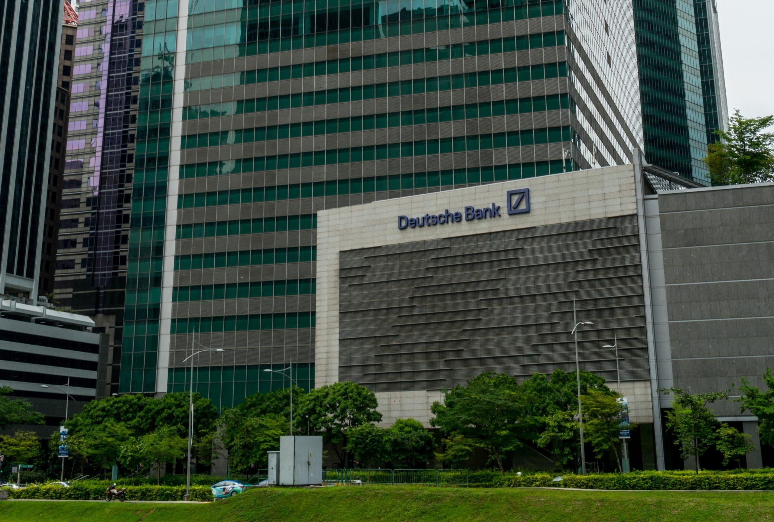 Deutsche Bank swift codes