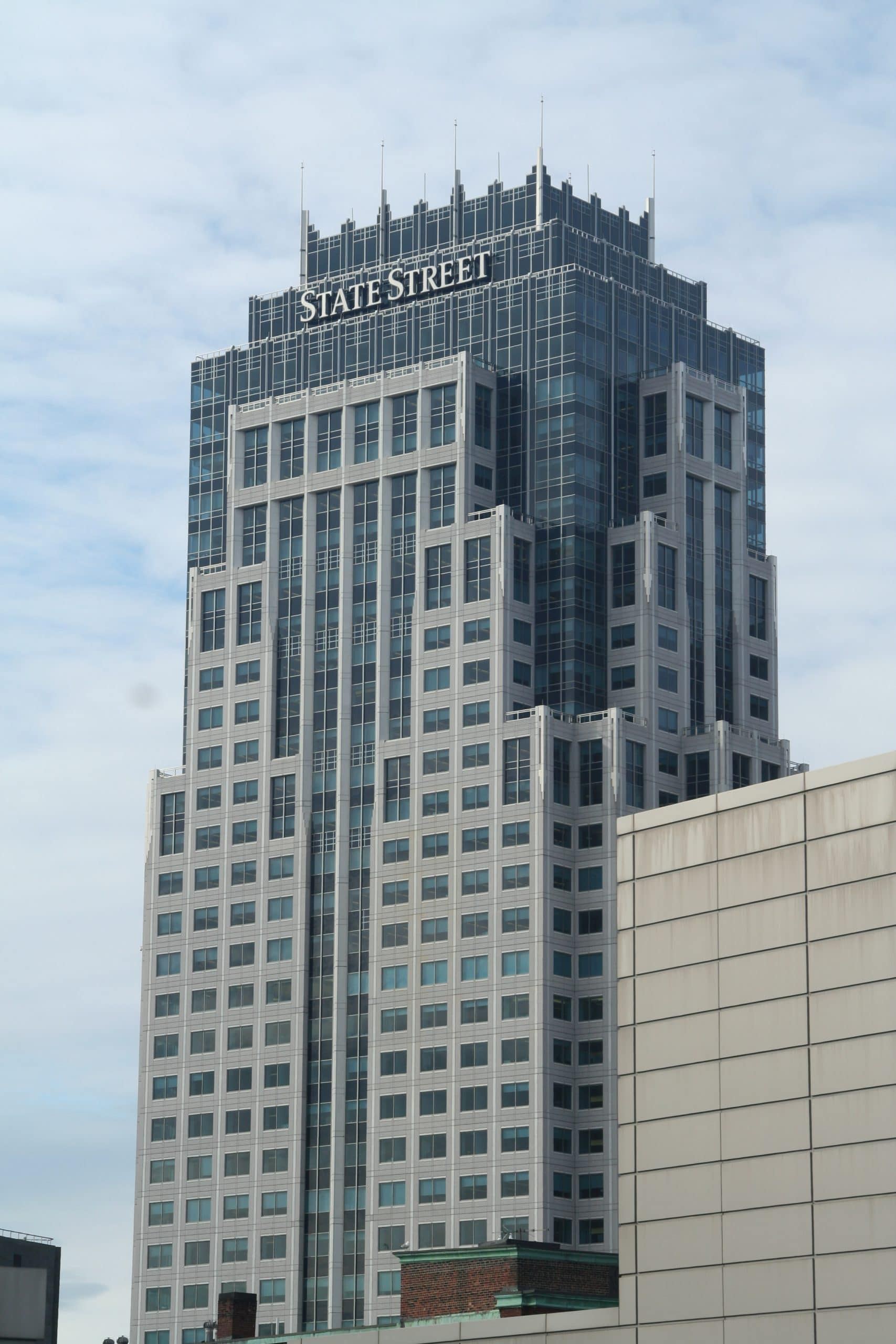 State Street Bank and Trust Company SWIFT Codes